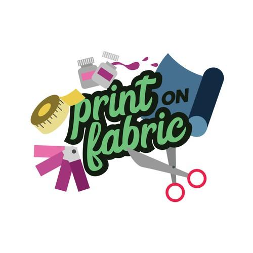 Print on fabric