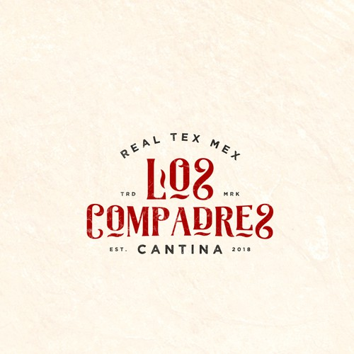 Logo Design Entry for Los Compadres Cantina