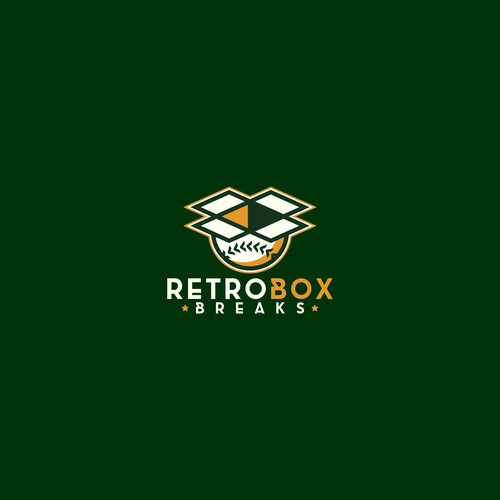 Retro Box Breaks logo
