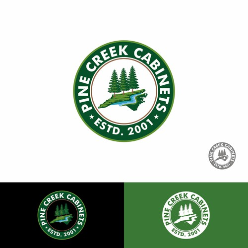 Pine Creek Cabinets