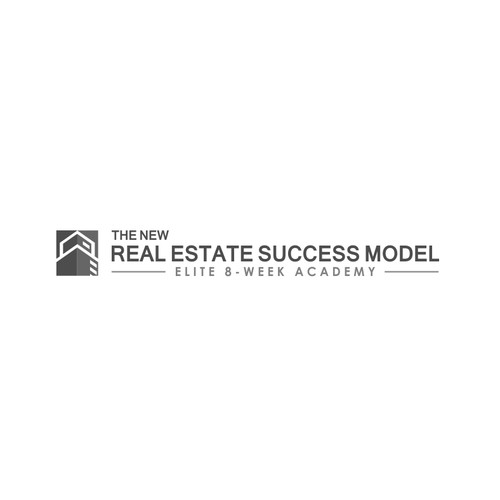 3d effect for real estate logo