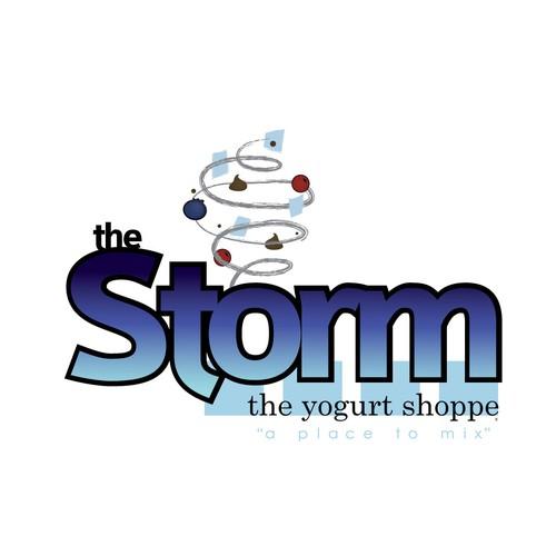 the perfect storm - blended yogurt dessert treats