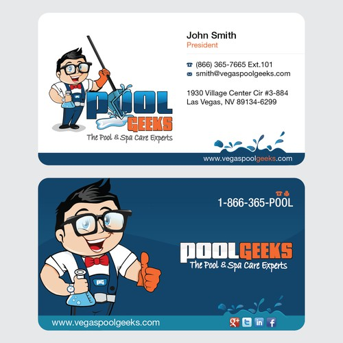 Enthusiastic Pool Geeks need your talent. Let's Get Geeky!