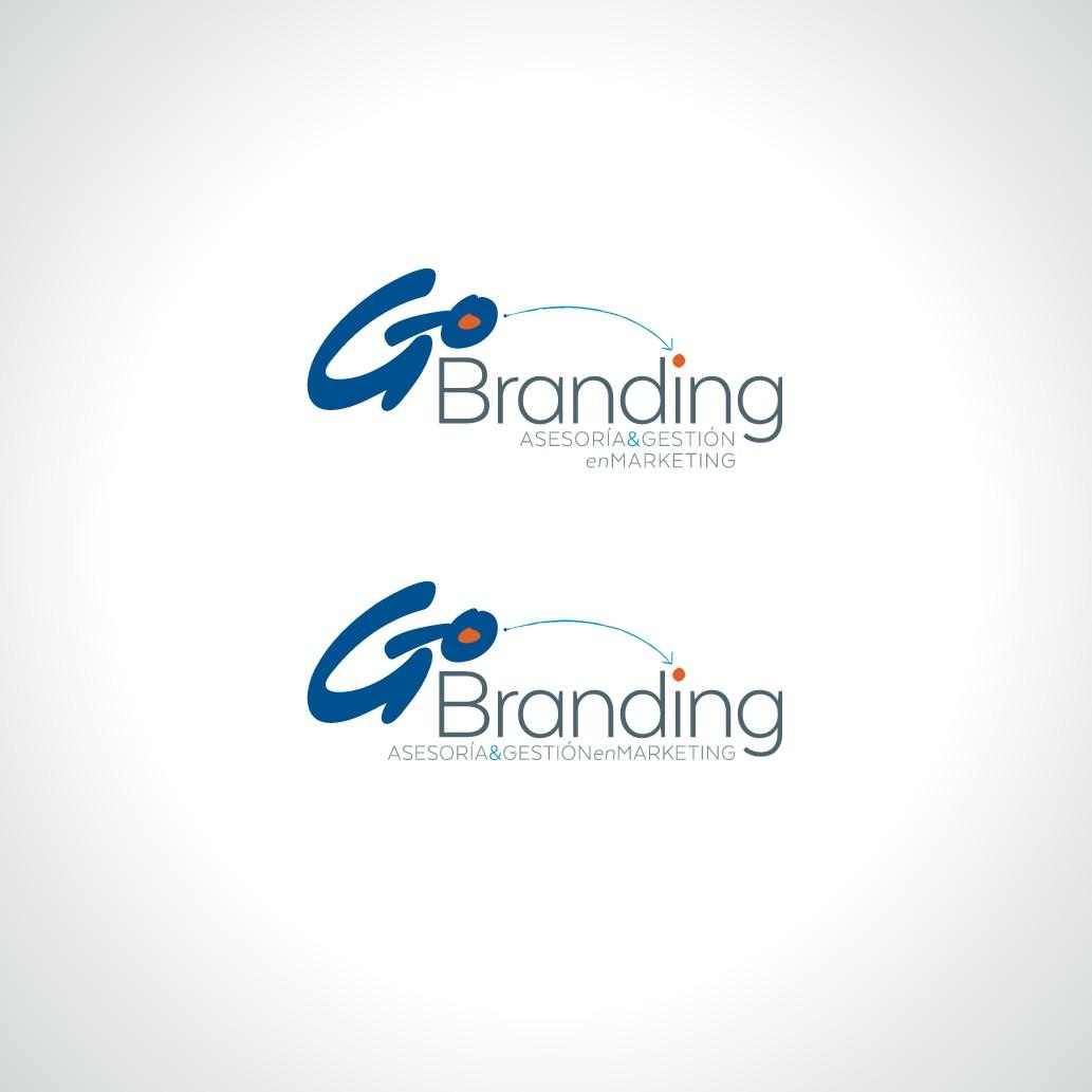 El mejor logo para un Asesor de Branding  & Marketing de Chile.