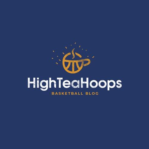 Logo for Basketball Blog