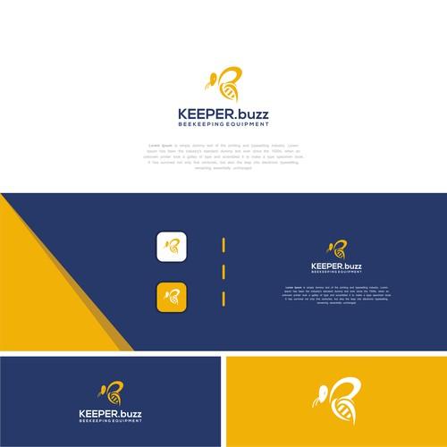 """""""Keeper"""" beekeeping equipment supplier needs a logo"""