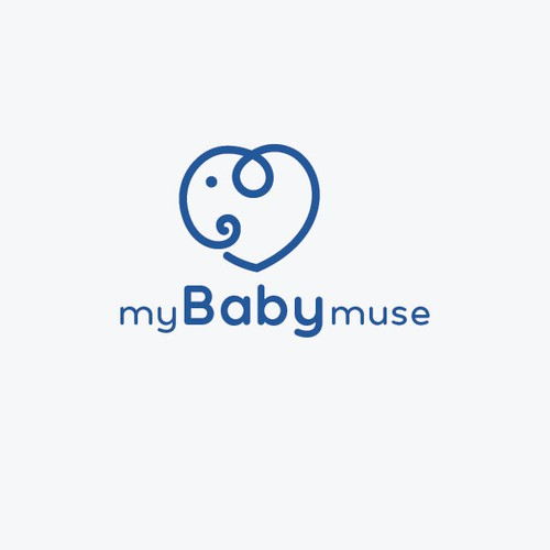 Logo concept for Baby Product