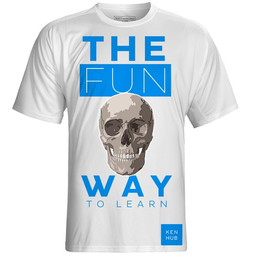 T-Shirt Design for Ken Hub