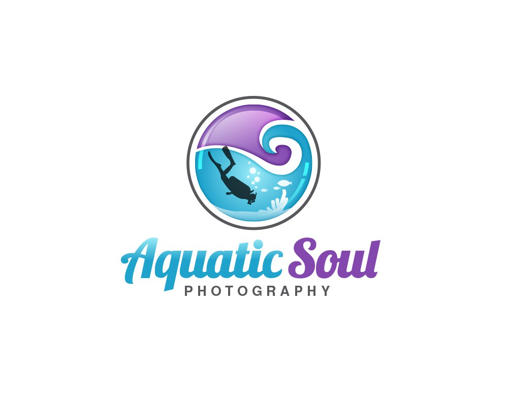 New logo wanted for Aquatic Soul Photography