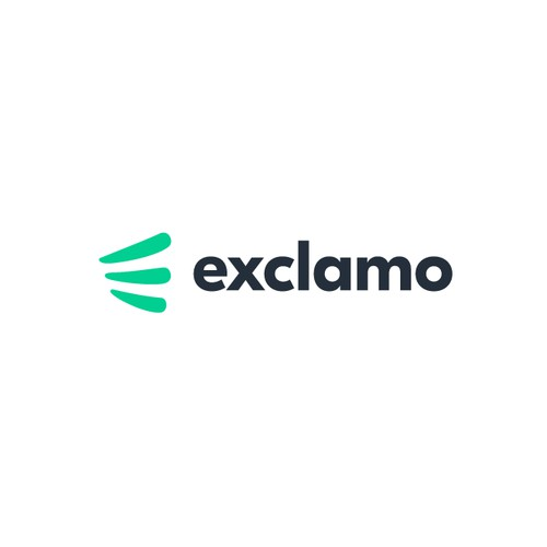 Logo for Exclamo