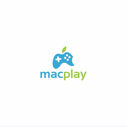 Logo concept for Macplay