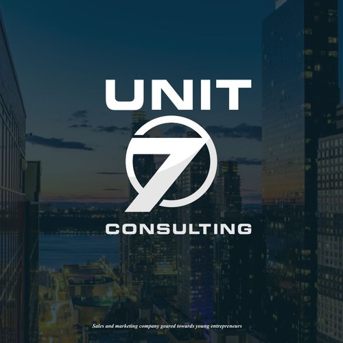 Strong logo for UNIT 7 CONSULTING