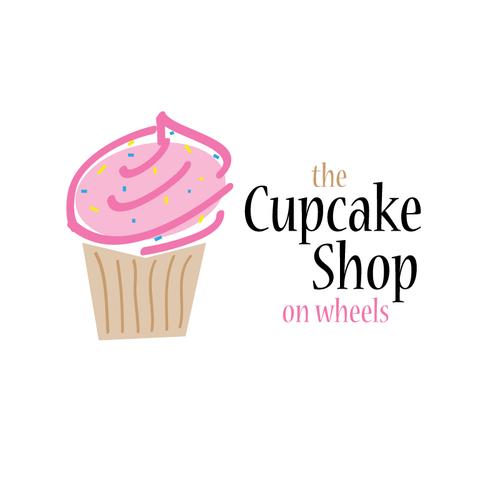 Please help me design a fun modern logo -CUPCAKES
