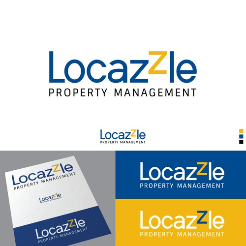 Logo for 'Locazzle'