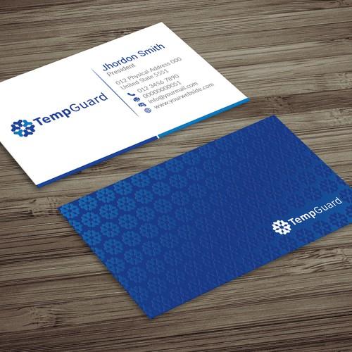 Create an eye catching Business card