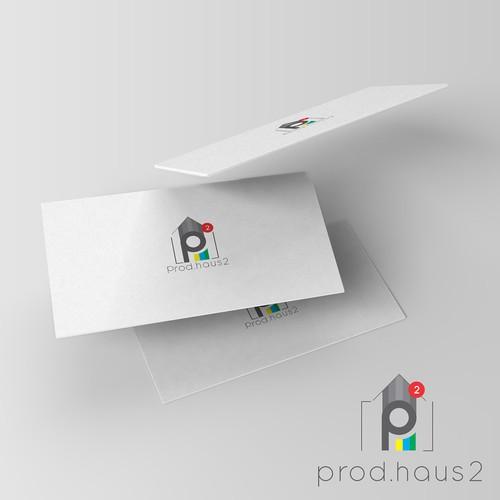 Prod House 2 Logo Design