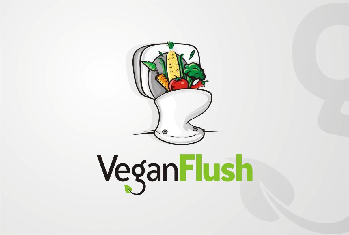 New logo wanted for Vegan Flush