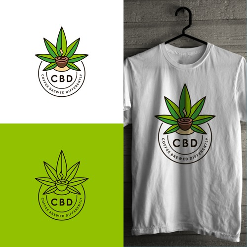 "CBD ""coffee brewed differently"""
