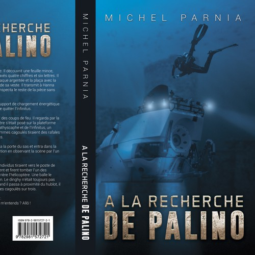 Book Cover for A LA RECHERCHE DE PALINO