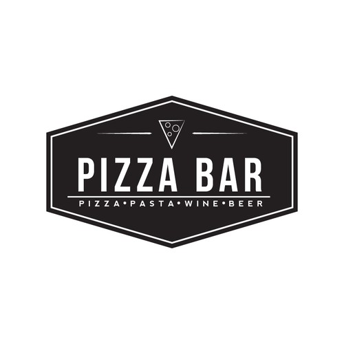 Pizza Bar Logo