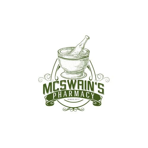 McSwain's Logo