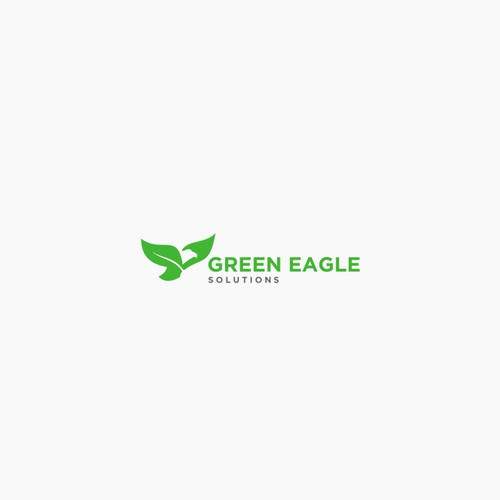 logo change to green eagle