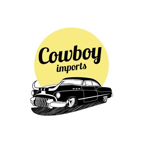 Logo idea for car trading company