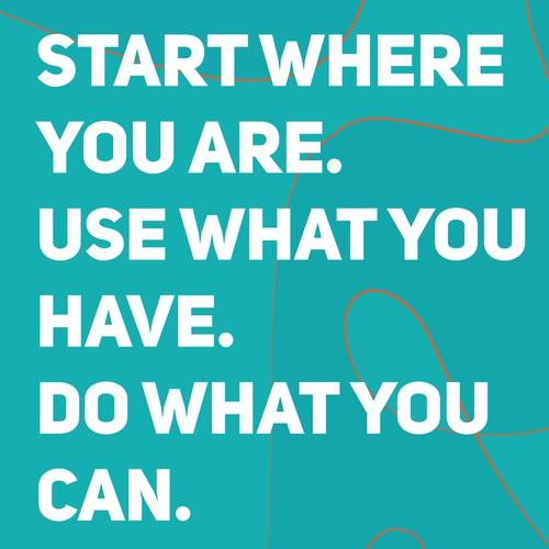 Startupvitamins poster