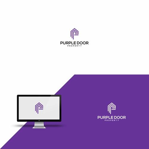 Purple Door Property logo