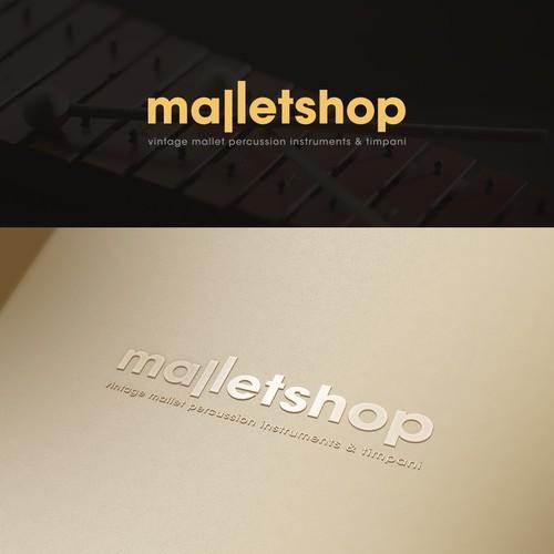 Malletshop Logo Concept