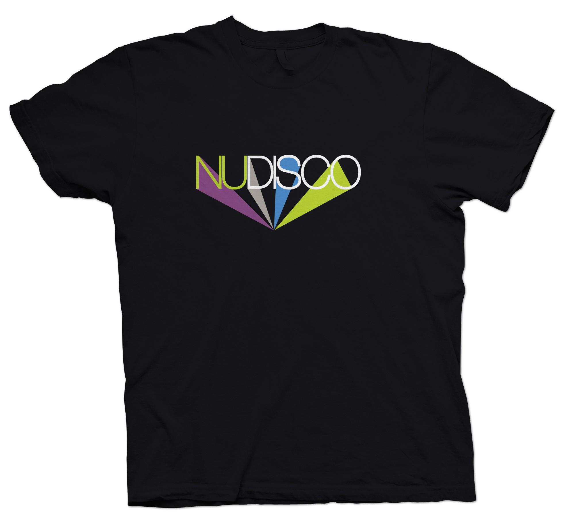 "Create A ""NU DISCO"" Tee Shirt Design For JOJO ELECTRO (global edm brand)"