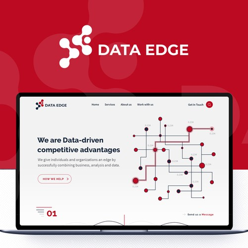 """Advanced analytics and data visualization that drives business value"" - with an Edge"