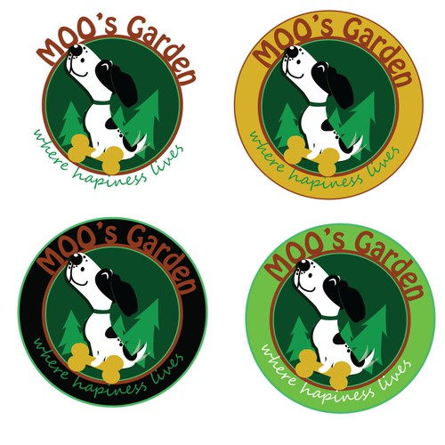 Moo's garden