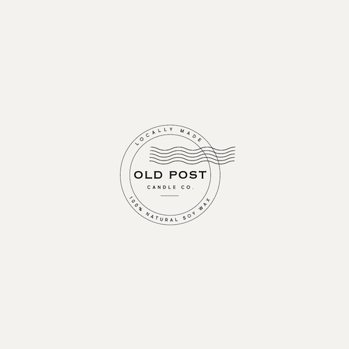 OLD POST CANDLE CO.