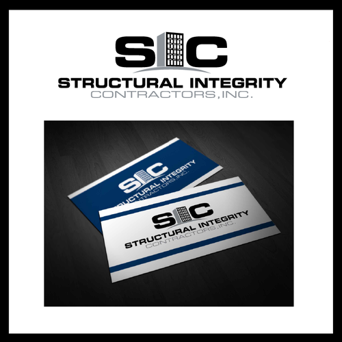 Structural Integrity Contractors, Inc. needs a new logo