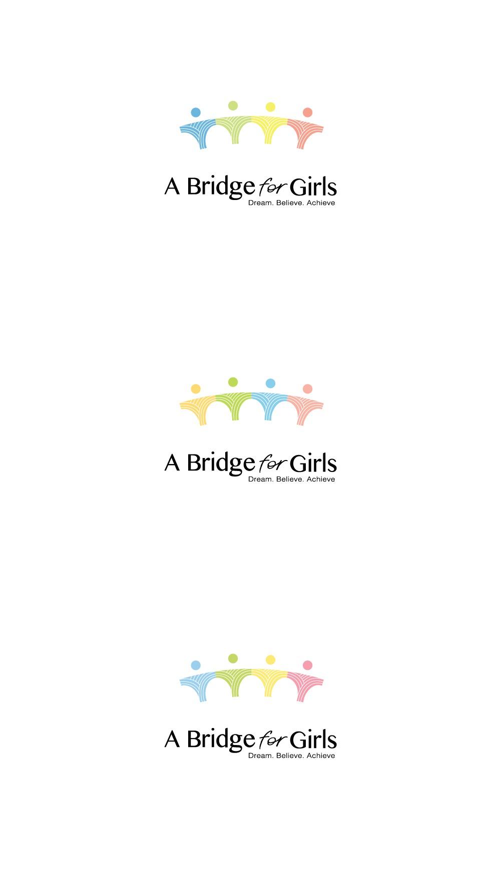 Design a compelling, elegant logo for A Bridge for Girls