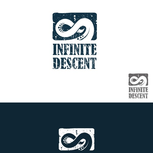 Looking for a awesome logo designer to travel into the deep for Infinite Descent