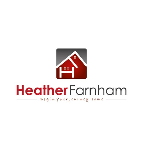 Create an amazing Logo w/ Slogan for a great Realtor!