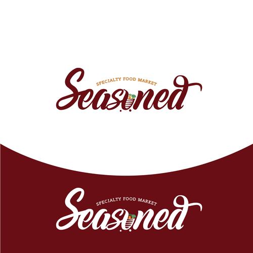 Logo for seasoned specialty market