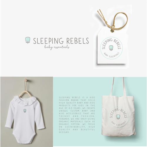 Logo for Sleeping Rebels