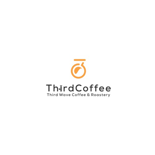 Iconic logo for ThirdCoffee