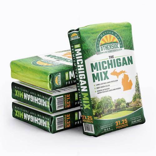 Michigan Mix Lawn Fertilizer