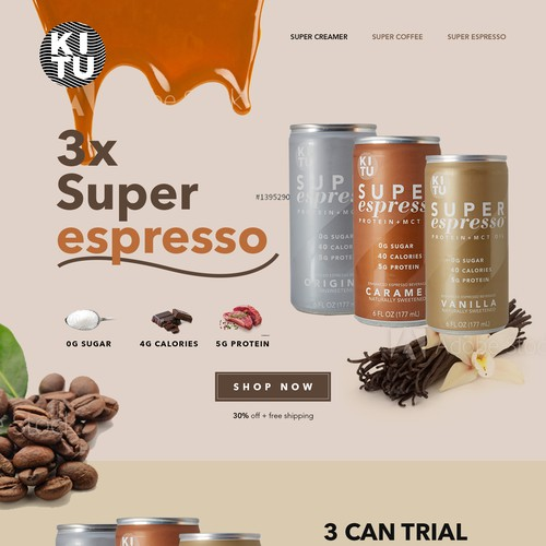 Drink Super Coffee