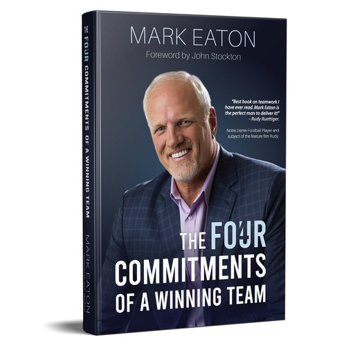 Book cover 'THE FOUR COMMITMENTS OF A WINNING TEAM'