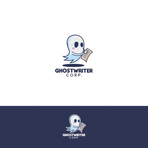 ghostwriter logo