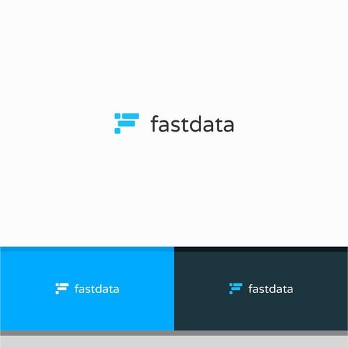 FastData Logo Design