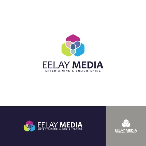logo concept for Eelay Media