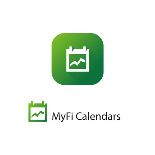 App Icon and Logo for Accountant Company