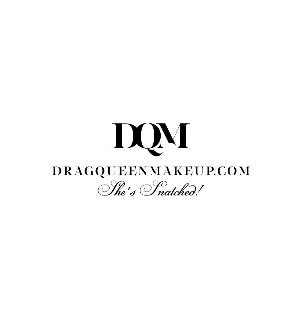 DragQueenMakeup.com logo design