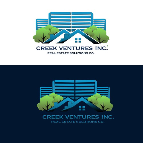 New logo wanted for creek ventures inc